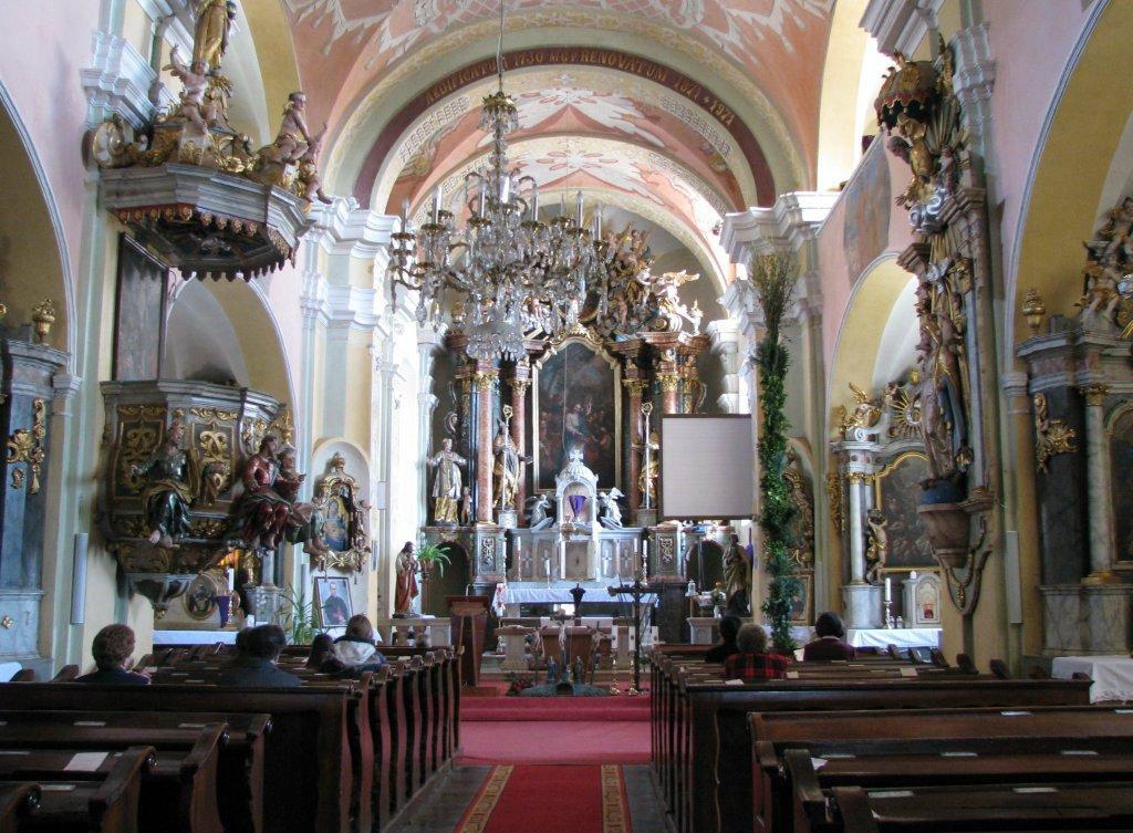 Cerkev Sv. Petra v Malecniku