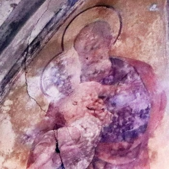 Freska, delno