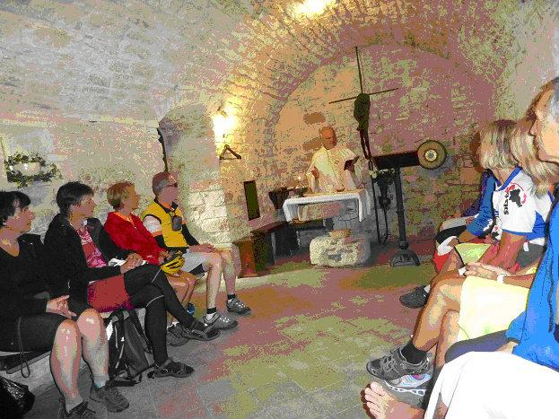 Assisi - s kolesom - 2013