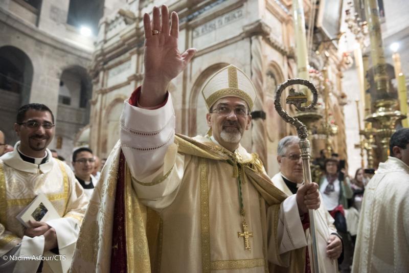 Jeruzalemski patriarh Pierbattista