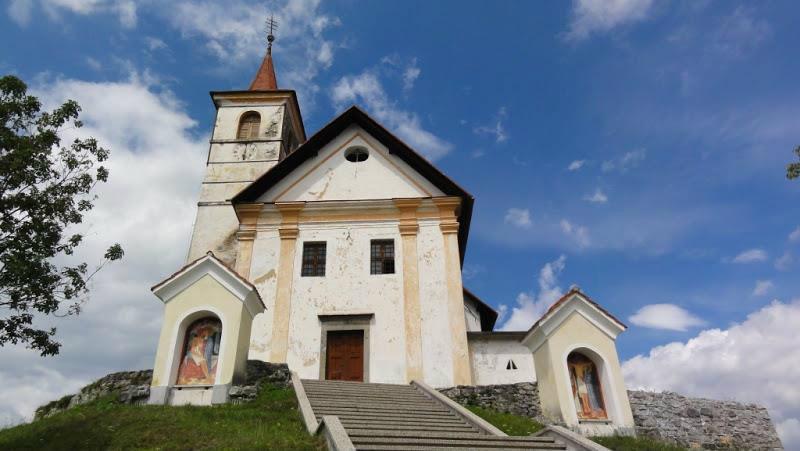 cerkev svetega Mohorja in Fortunata