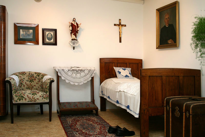 Spominska soba (vir: www.ekomuzejmura.com)
