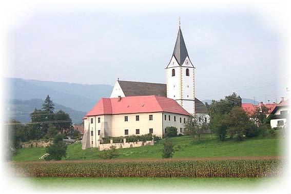 Dekanija Nova Cerkev
