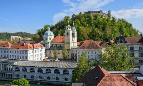Cerkev sv. Nikolaja v Ljubljani