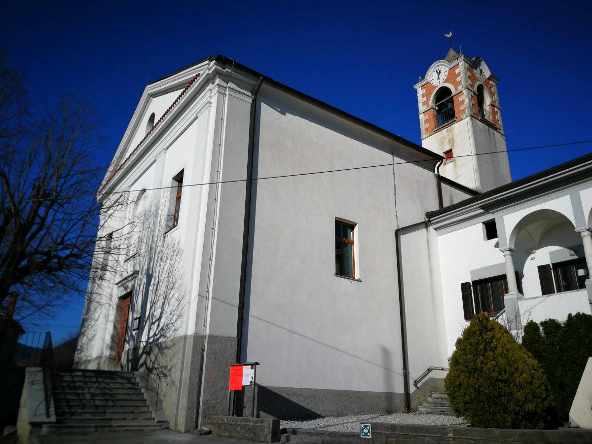 Cerkev sv. Jakoba v Ozeljanu