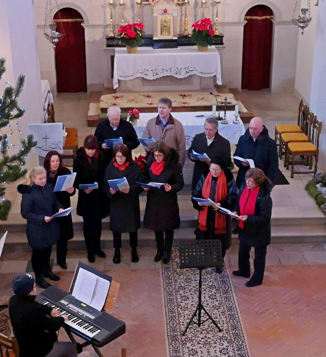 Cerkveni pevski zbor Dutovlje